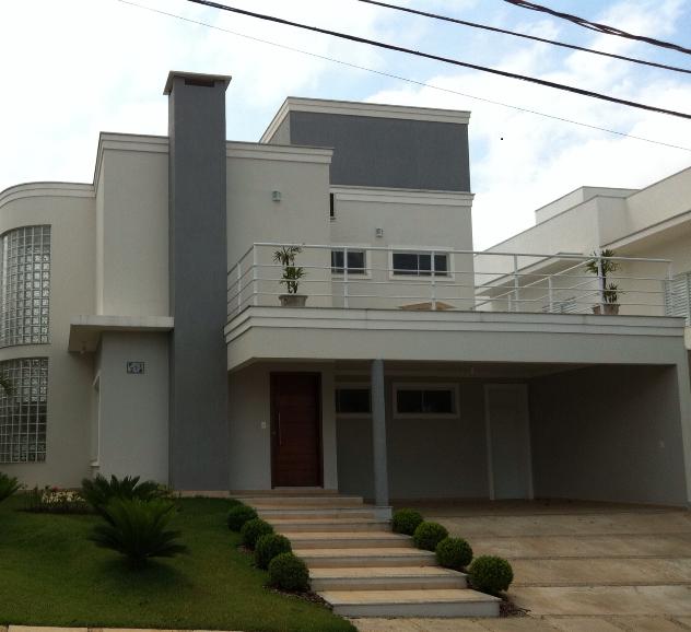 Casa no condomínio Monblanc –Sorocaba